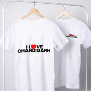 I love Chandigarh